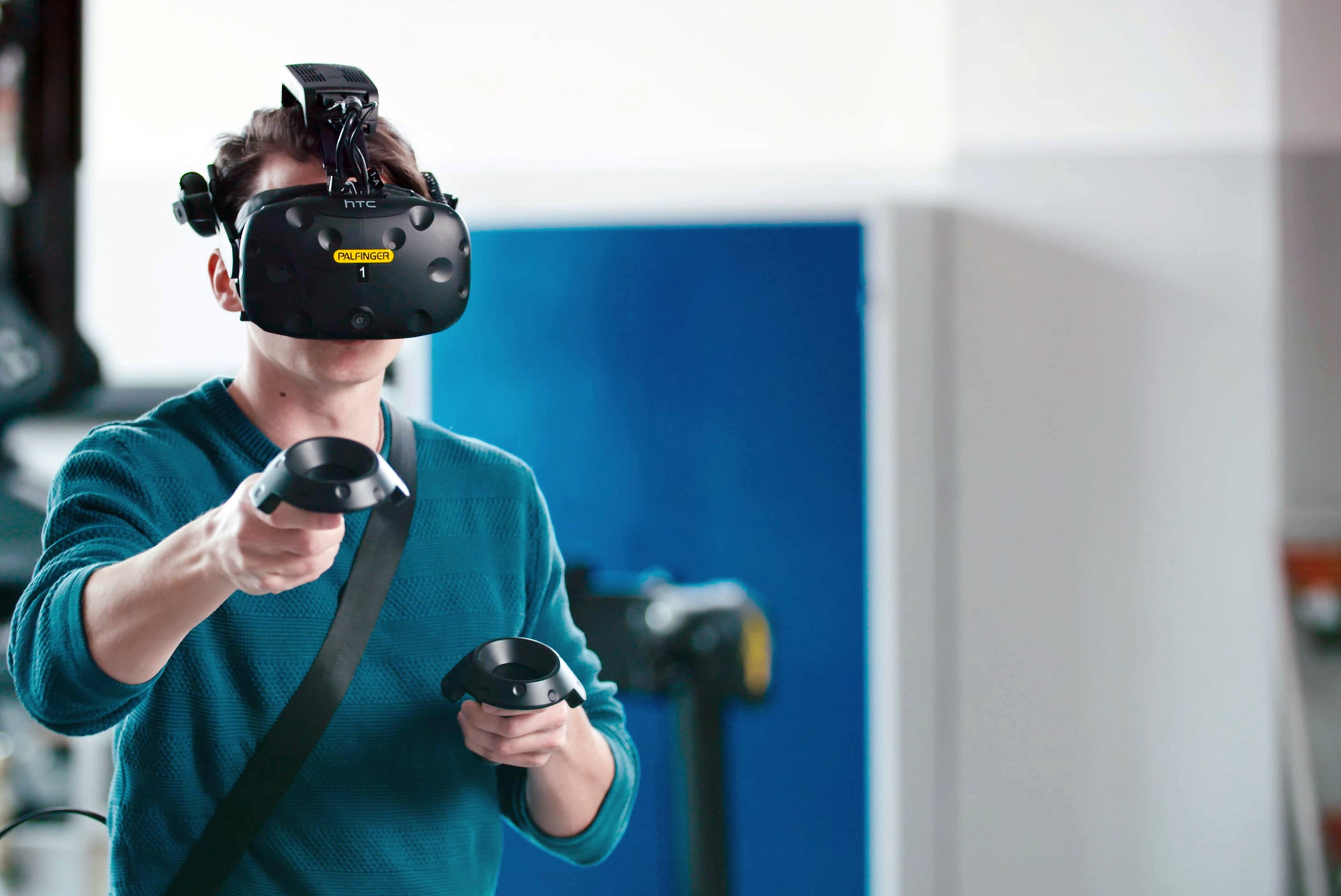 Visualizing the future with VR