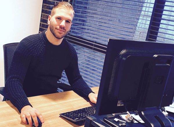 Marco Destro is regional is working as sales director for boats and davits at PALFINGER.