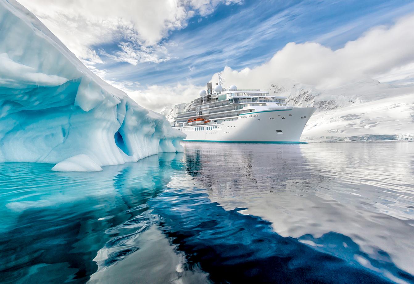 Polar cruising reloaded