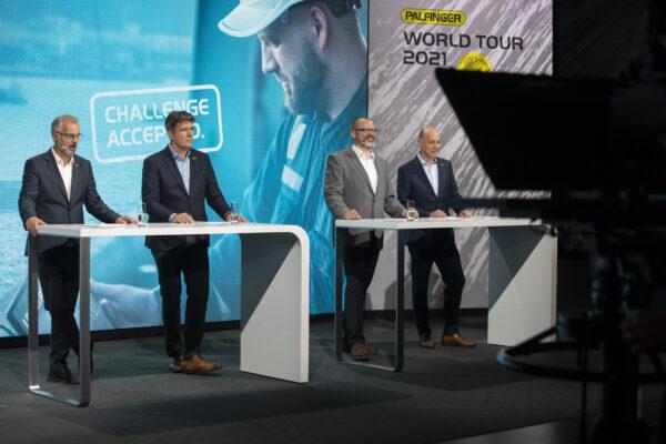 PALFINGER World Tour - Marine Panel